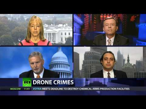 CrossTalk: Drone Crimes