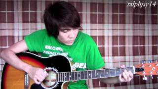 Grow Old With You - Adam Sandler (fingerstyle guitar cover)