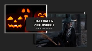 Halloween Photoshoot - Zoom in Barcelona Tours