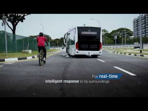 Autonomous Buses - Innovation | ST Engineering