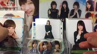 欅坂46ガラスを割れ!個別握手会での収穫紹介(*´`) 欅坂46 検索動画 17