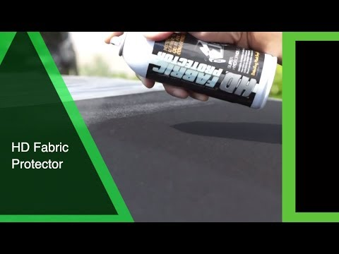 HD Fabric Protector Nano Technology