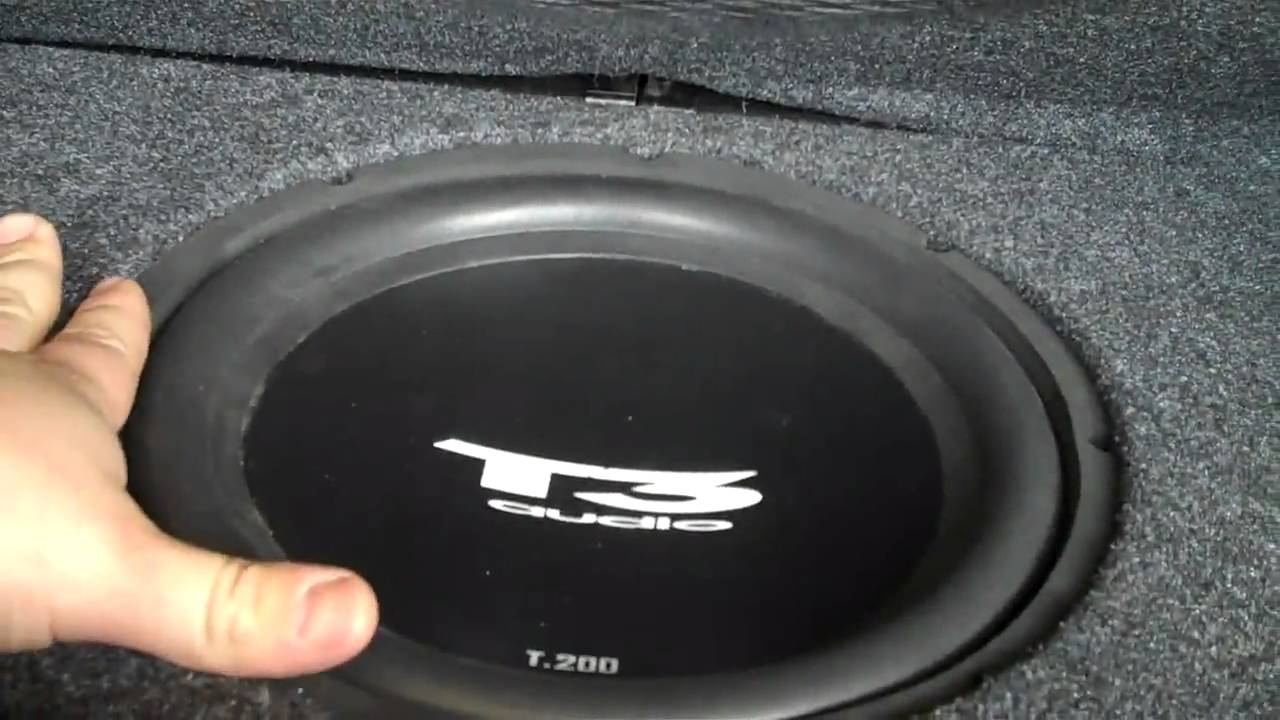 2003 Mini Cooper Car Stereo Install with T3 Audio, Hybrid Audio, Kenwood,  and Rockford Fosgate