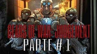 Gears Of War: Judgement (Juicio) Walkthrough Parte #1 [HD] (1 hora de Juego) GoW 4