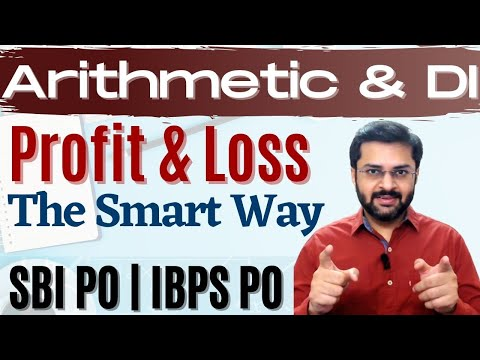 Profit, Loss and Discount | SBI PO 2017 Online Classes #DAY 15