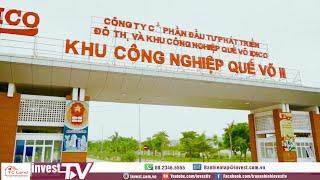 Kcn Quế Võ II sẽ giải quyết việc làm cho 170.000 lao động