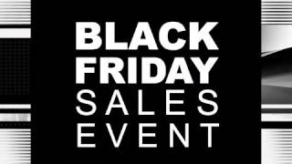 Black Friday is ALL MONTH LONG at Crawford Buick GMC