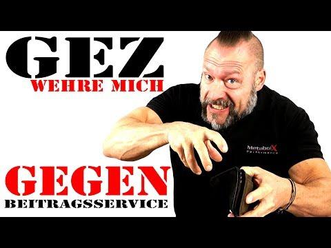 GEZ - Wehre mich gegen den Beitragsservice