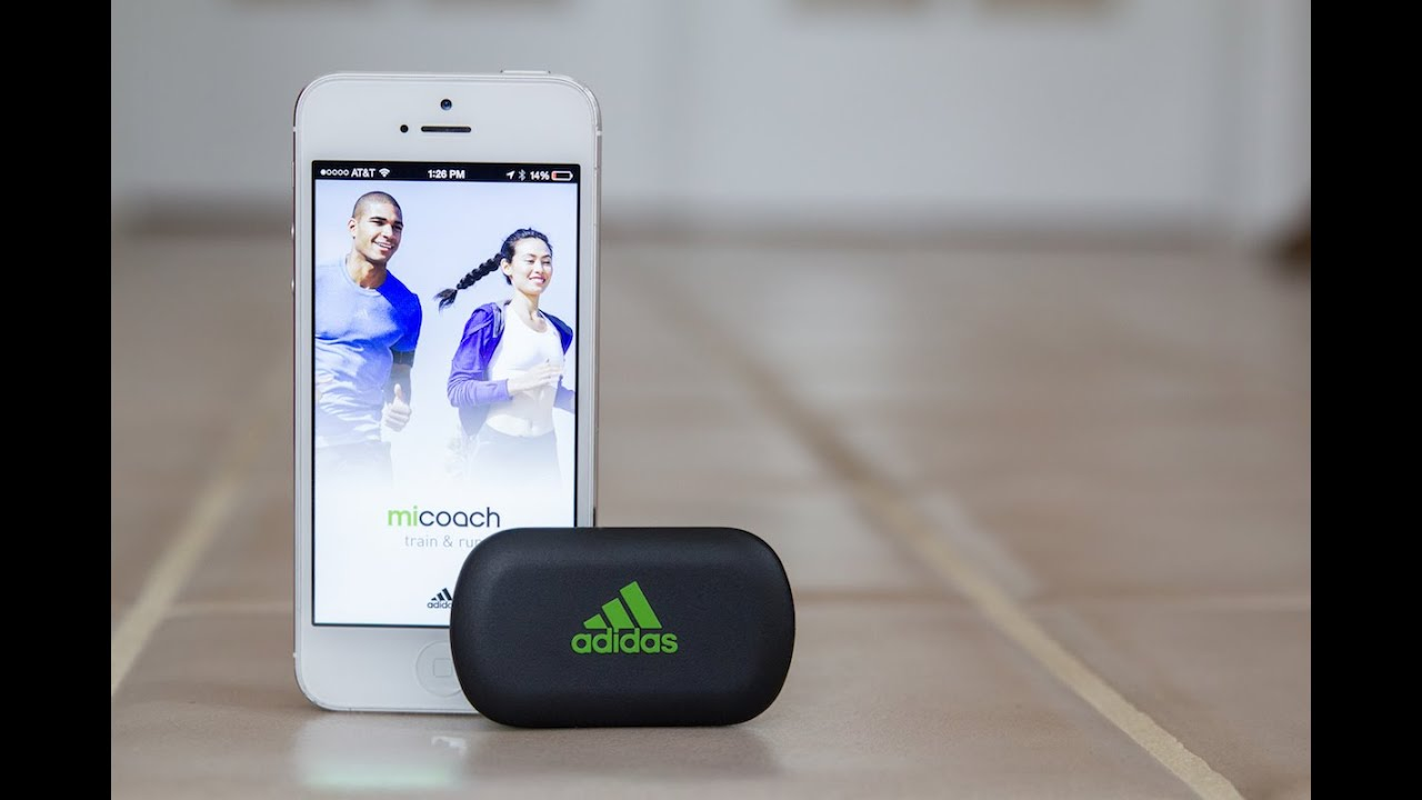 heart rate monitor iphone adidas micoach rate monitor review for iphone and 4014