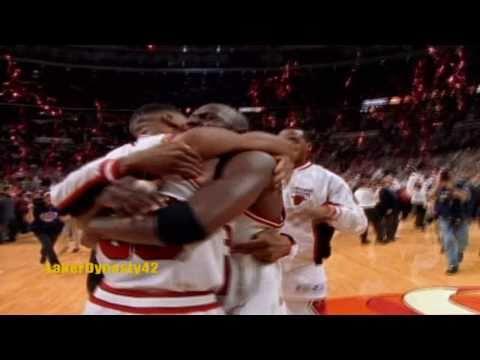 1996-97 Chicago Bulls Championship Season Part 5/5