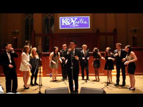 Penn Keynotes A Cappella - Uptown Girl