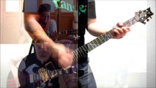 10-FFET / JUNGLES 弾いてみた Guitar Cover