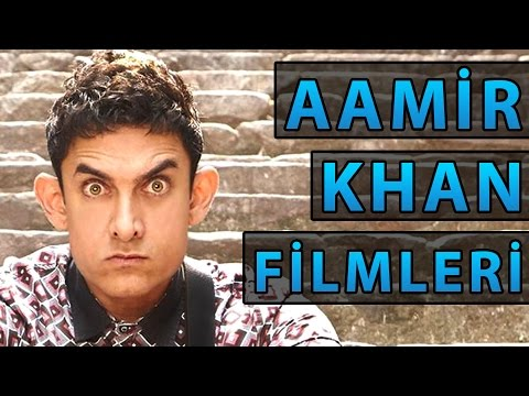 Aamir Khan'ın En İyi 7 Filmi