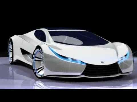 Arco 3d Concept Car Audio Edit Youtube