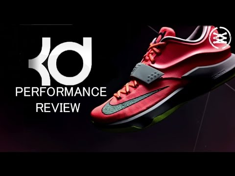 Nike KD 7 Performance Review - YouTube 919c001fa