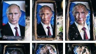 Путин против искусства. Кто победит? Опрос дня - сколько денег нужно для счастья?