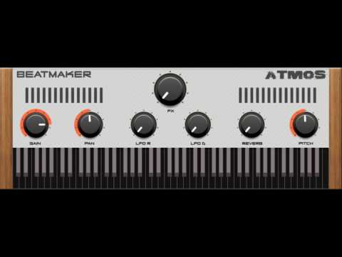 Atmos 1.0 Free ambient piano ROMpler