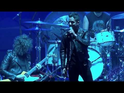 THE KILLERS - I THINK WE´RE ALONE NOW (March Madness Music fest.)
