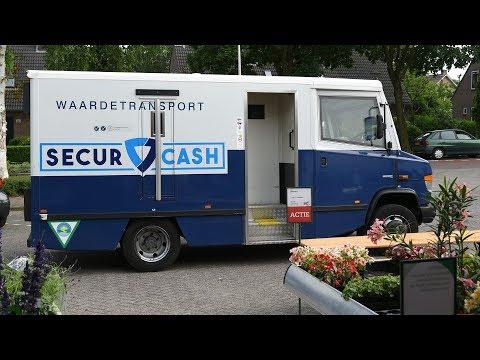 Groesbeek: Geldloper moest 'bomvest' aan, politie is overvallers op het spoor