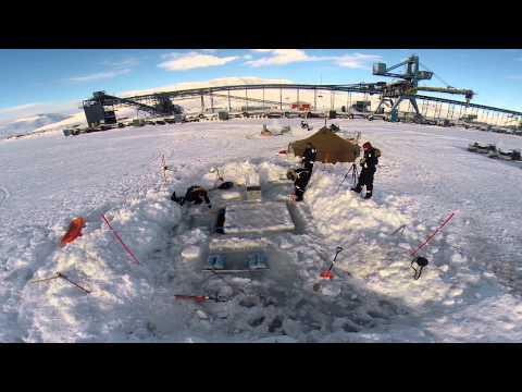 Arctic Technology Fieldwork in Svalbard, spring 2015