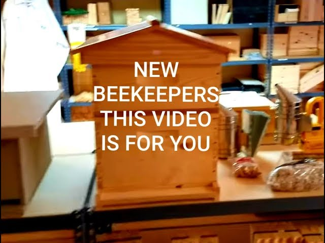 New Beekeepers Check List For Beekeeping 2020