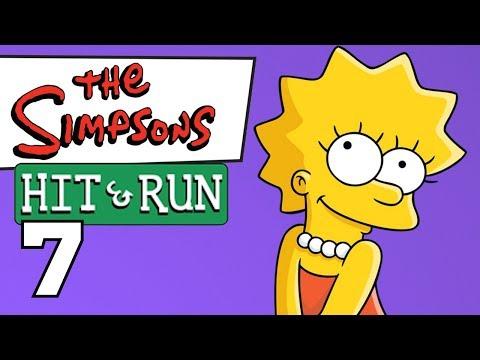 Simpsons Hit & Run — Часть 7. Прохождение с комментами