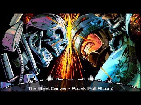 👽🔥 [Hitech Psytrance Mix 2018] 🔊 The Steel Carver ▱ Full Album ▱ by Popek 🎵👽💀🔥