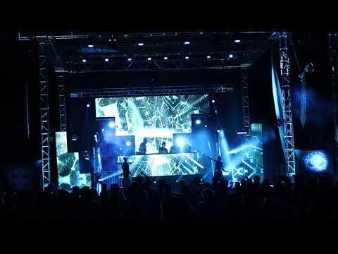 Joker, J:kenzo, Hatcha, Youngsta at The Untz Festival 2018