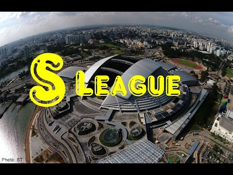 S League Stadium-Sigapore