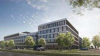 Geschäftshaus Helix, Cham - Alfred Müller AG