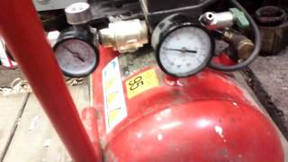 переделка компрессора