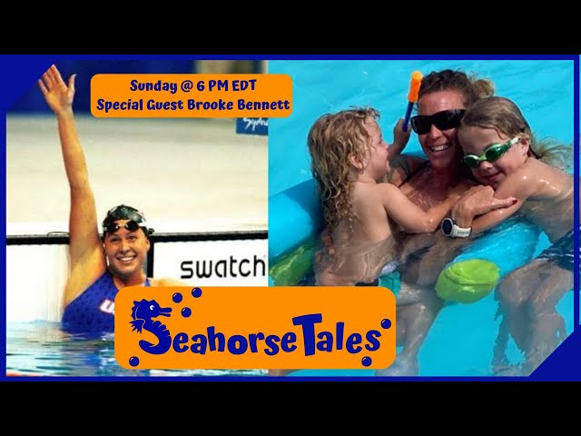 Seahorse Tales: Special Guest Brooke Bennett