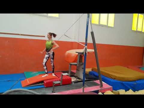 Stick it!! ginnastica artistica csb