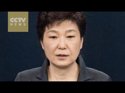 South Korean President Park Geun-hye faces historic impeachment vote