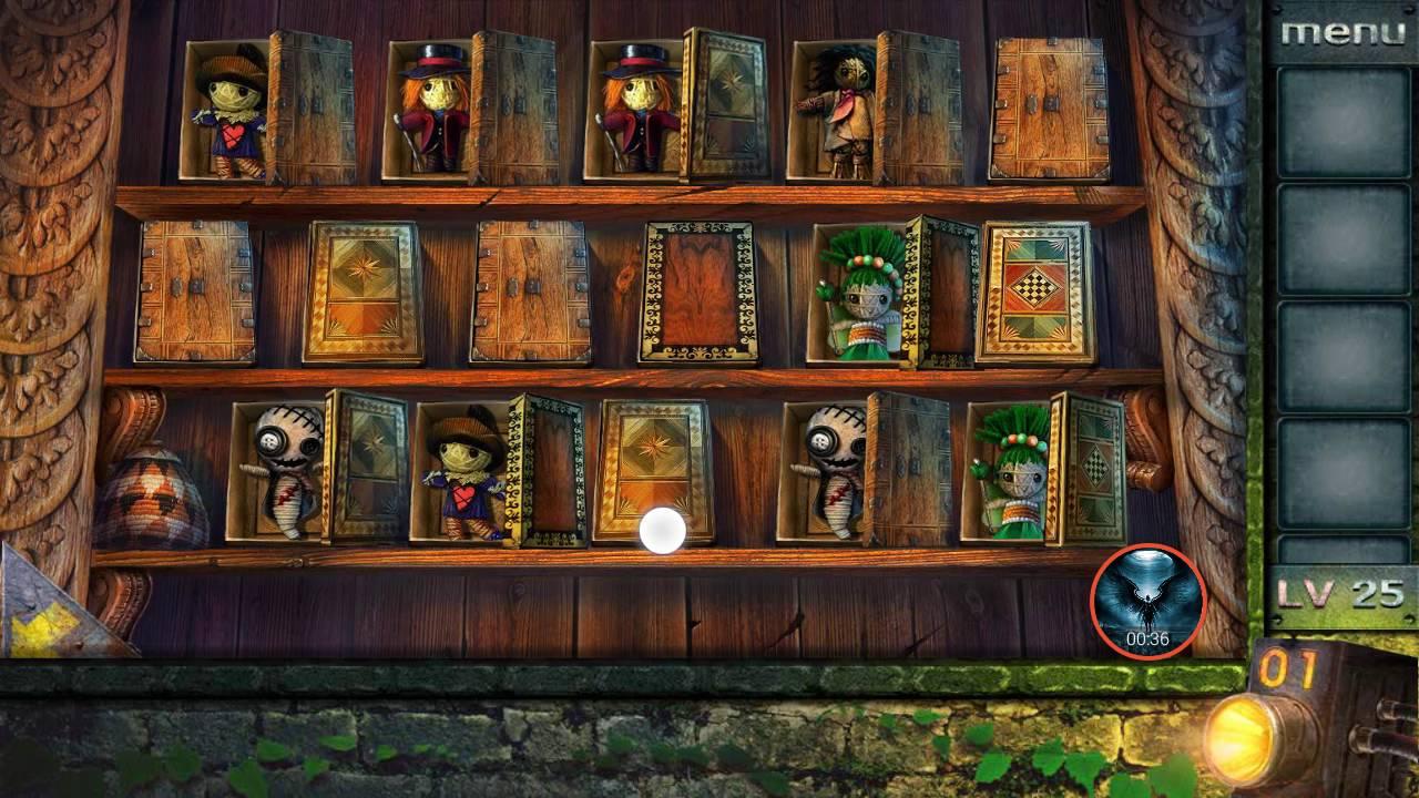 Escape Game 50 Rooms 2 Level 25 Walkthrough