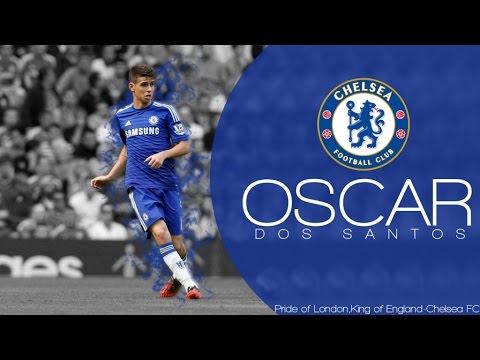 22aedbfa66 Oscar Emboaba - Skills and TOP 10 Goals for Chelsea 2012-2016 - YouTube