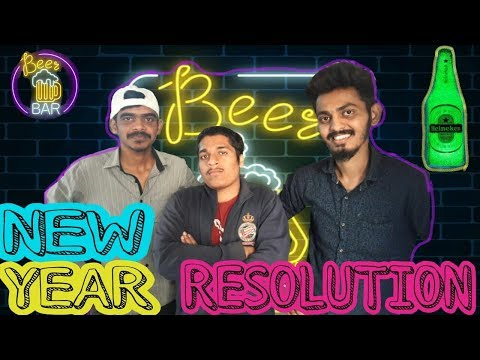 New Year Resolution | 31st December Party Night | Funny Video | TFC