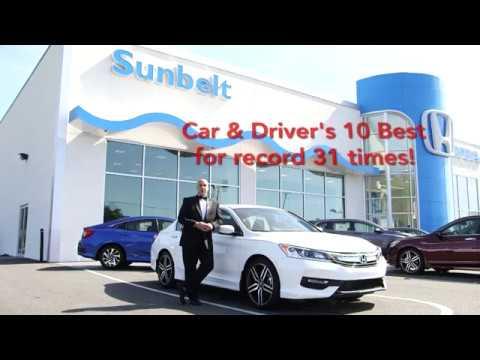 Sunbelt Honda Lake City FL. 386 755 6500