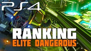 Elite Dangerous - Superpower Ranking and Obtaining the Sol Permit - PS4