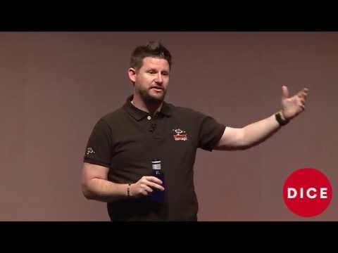 D.I.C.E. Europe 2016 - Splash Damage's Paul Wedgwood
