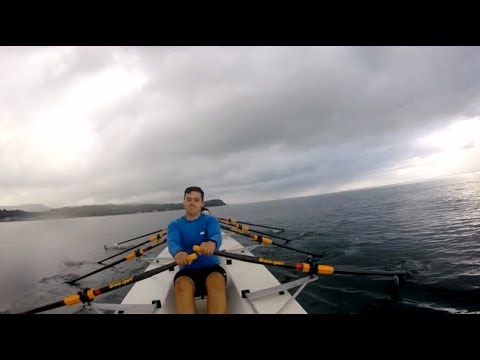 Fisa Coastal Rowing Training