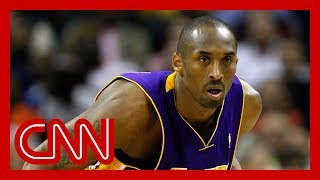 Kobe Bryant dies at age 41 in helicopter crash