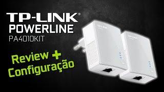Configurando: Powerline TP-Link PA4010