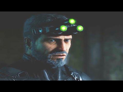 Sam Fisher Mentions Snake  Easter Egg - Splinter Cell DLC