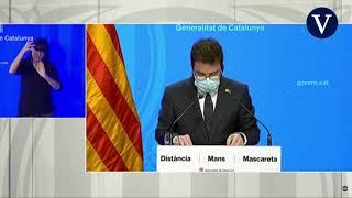 El Govern de la Generalitat de Catalunya decreta el cierre perimetral de la comunidad