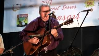 Sunny Side Of The Mountain- James Alan Shelton, Bluegrass On Broad