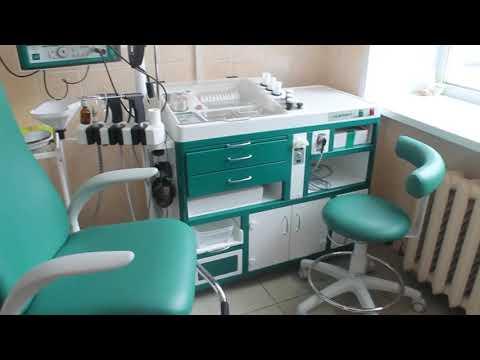 В Сатке заканчивается ремонт в детской поликлинике №1 и взрослой поликлинике №1