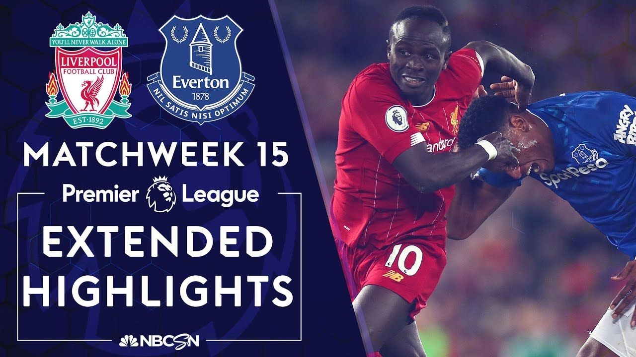 Liverpool Vs. Everton: Score, Highlights Of Premier League Game