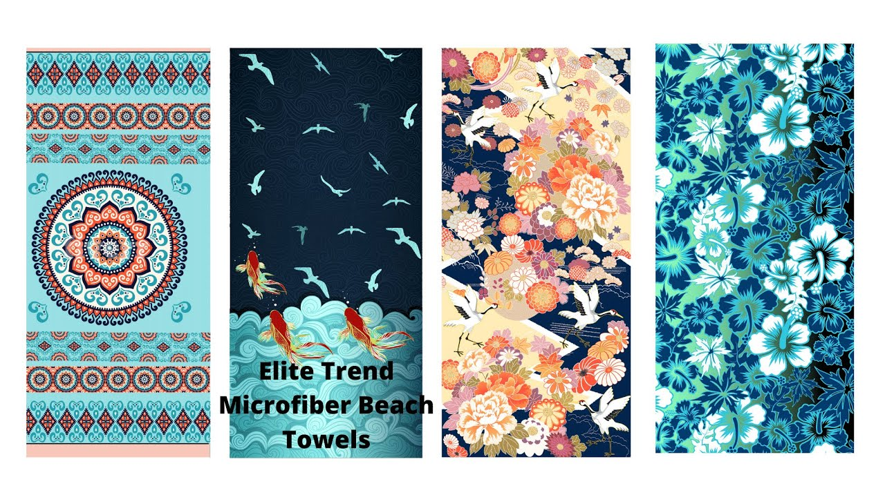 The Easy Way To Travel Is Revealed, The Micro Fiber Towels