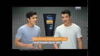 NEW Vaseline Men Facial Wash feat. Jericho Rosales